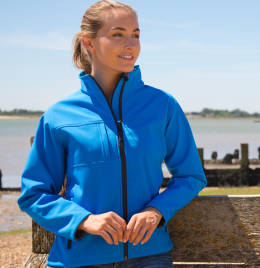 View Result Ladies Classic Softshell Jacket