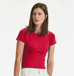 View Russell Ladies Slim T-Shirt
