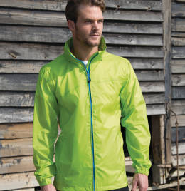 View Result Urban L/Weight Stowable Jacket