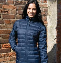 View Result Urban Ladies Ice Bird Padded Jkt
