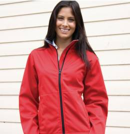 View Result Core Ladies Soft Shell Jacket