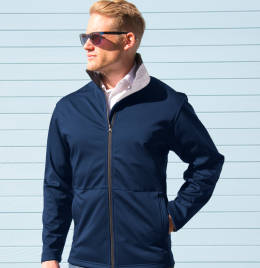 View Result Core Soft Shell Jacket