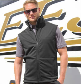 View Result Core Soft Shell Bodywarmer