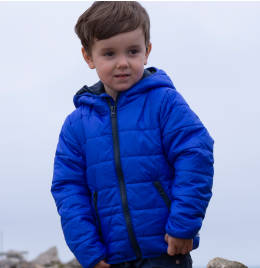 View Result Core Childs Padded Jacket
