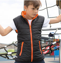 View Result Core Childs Padded Bodywarmer