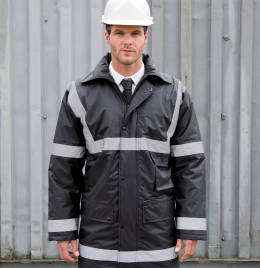 View Result Workguard Management Coat