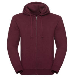 View Russell Mens Authentic Zipped Hoodie