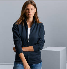 View Russell Ladies Authentic Sweat Jacket