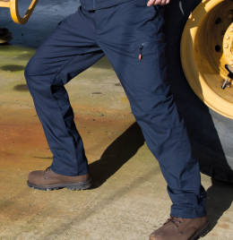 View Result Workguard Stretch Trousers (long)