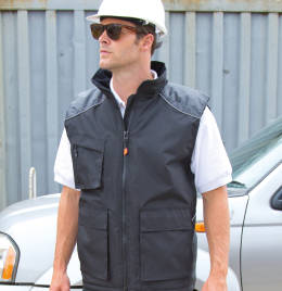 View Result Workguard Vostex Bodywarmer