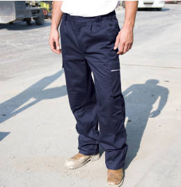View Result Workguard Action Trousers (Reg)