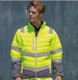 View Result Safeguard Mens Safety Jacket