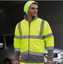 View Result Safeguard Safety Microfleece