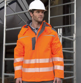 View Result Safeguard Dynamic Softshell Coat
