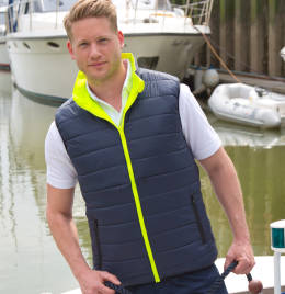 View Result Safeguard Reversible Gilet