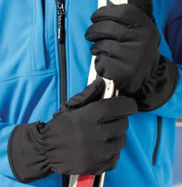View Result Winter Softshell Thermal Glove