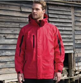 View Result Mens 3 In 1 Journey Jacket