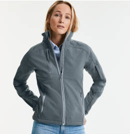 View Russell Womens Bionic Softshell Jacket