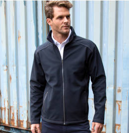 View Result Workguard Mens Softshell