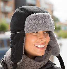 View Result Winter Trapper Hat