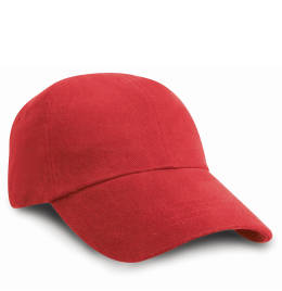 View Result Junior L/P Brushed Cotton Cap