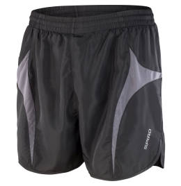 View Spiro Unisex Micro-Lite Running Shorts