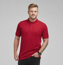 View SG Mens Poly/Cotton Polo Shirt