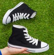 View SG Footprints Junior High Top Shoe
