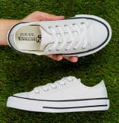 View SG Footprints Junior Low Top Shoe