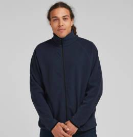 View SG Mens Full Zip Microfleece Jacket