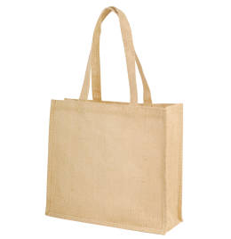 View Shugon Calcutta Long Handle Jute Shopper