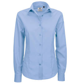 View B&C Ladies Smart L/S Shirt