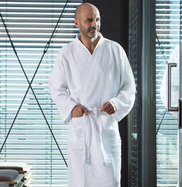 View Jassz Towels Constance Waffle Robe