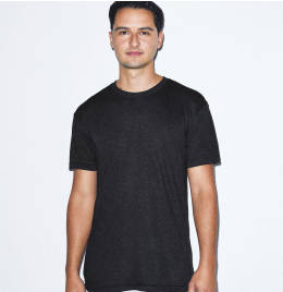 View American Apparel Adult Triblend Tee