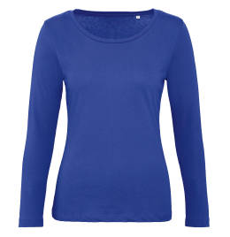 View B&C Womens Inspire Long Sleeve Tee