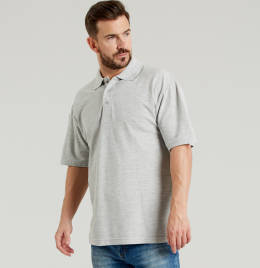 View UCC 50/50 180gsm Unisex Pique Polo