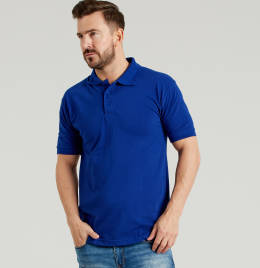View UCC 50/50 240gsm Unisex Pique Polo
