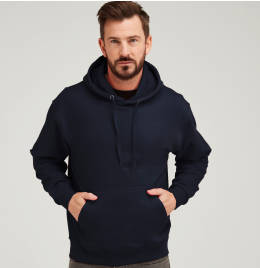 View UCC 50/50 Unisex 260gsm Hooded Sweat