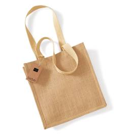 View Westford Mill Jute Compact Tote