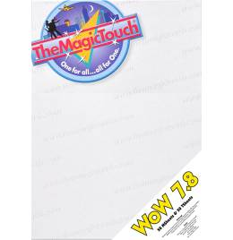 View MagicTouch WoW7.8 Paper A4 (50 Sheets)