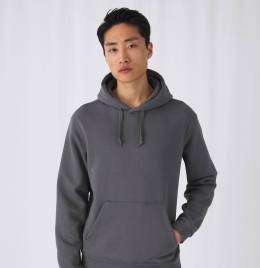 View B&C Men's Hooded Sweatshirt