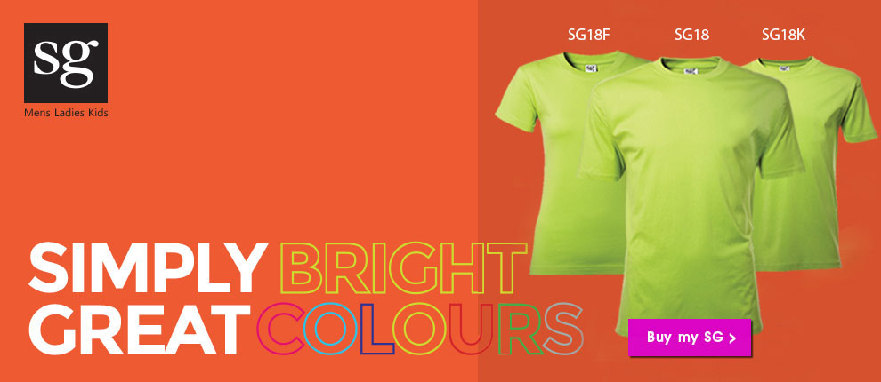 SG18 Simply Bright Great Colours