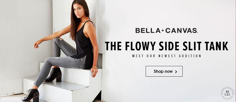 The Flowy Side Slit Tank