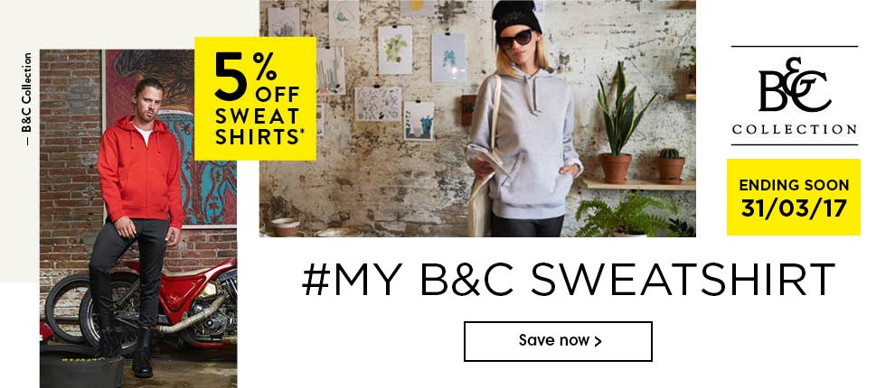 B&C Collection - Sweats