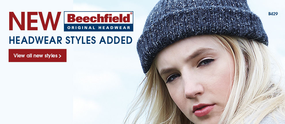 Beechfield New In
