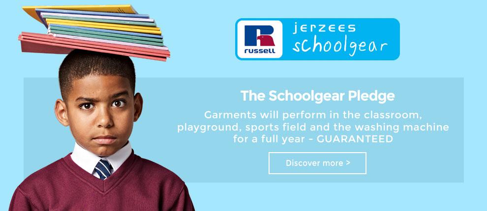 Discover Jerzees School Gear