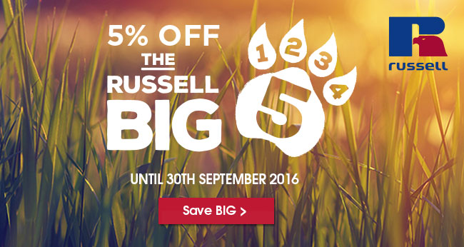 The Russell Big 5