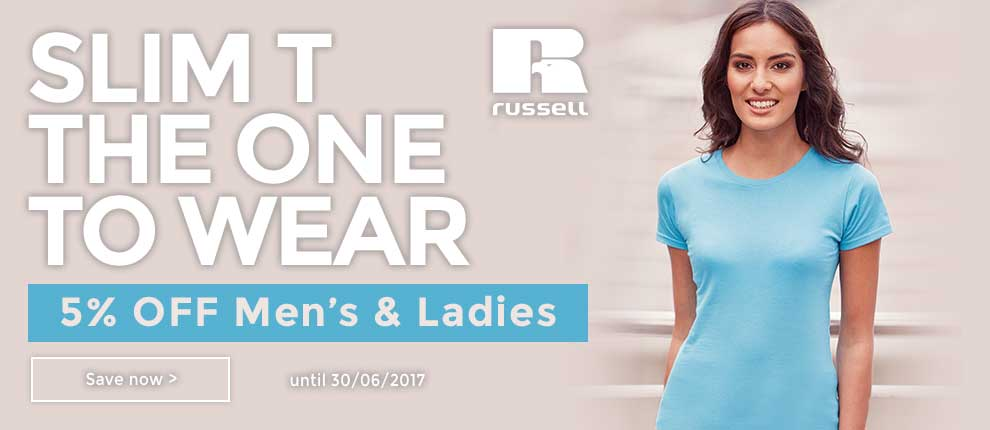 Save 5% on Russell R155