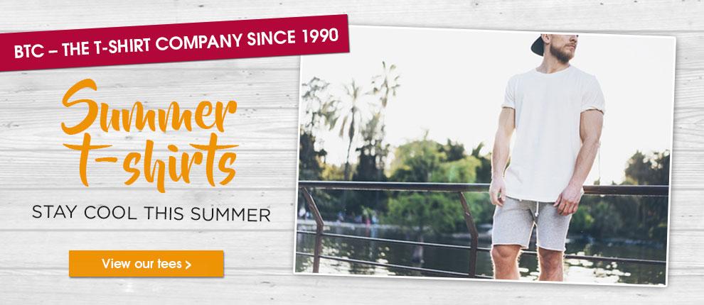 BTC Summer T-Shirts