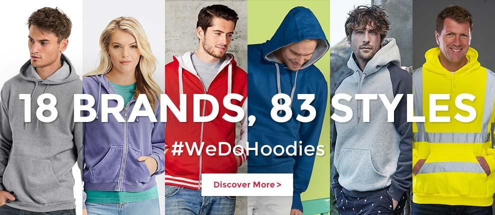#WeDoHoodies